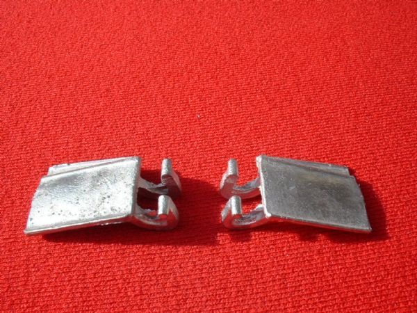 Dinky Toys 152 Rolls-Royce Phantom V front doors {Left and Right} (Price for a pair))